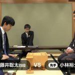 藤井聡太四段【王位戦】速報!10月19日VS小林裕士七段棋譜対局結果!