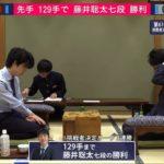 藤井聡太七段VS稲葉陽八段※速報・結果【第61期王位戦】(2020/3/24)