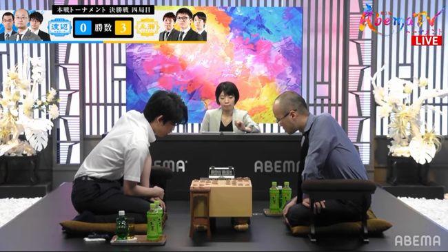 藤井渡辺アベマトーナメント