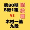 藤井聡太二冠vs木村一基九段 【第80期B1順位戦】(2021/9/16)成績・中継情報
