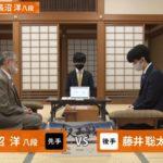 藤井聡太二冠vs長沼洋八段※速報・結果【第6期叡王戦】(2020/12/3)